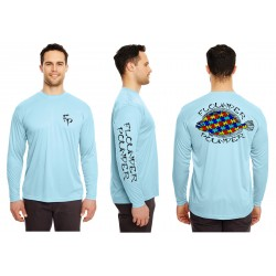 Autism Awareness Performance Long Sleeve
