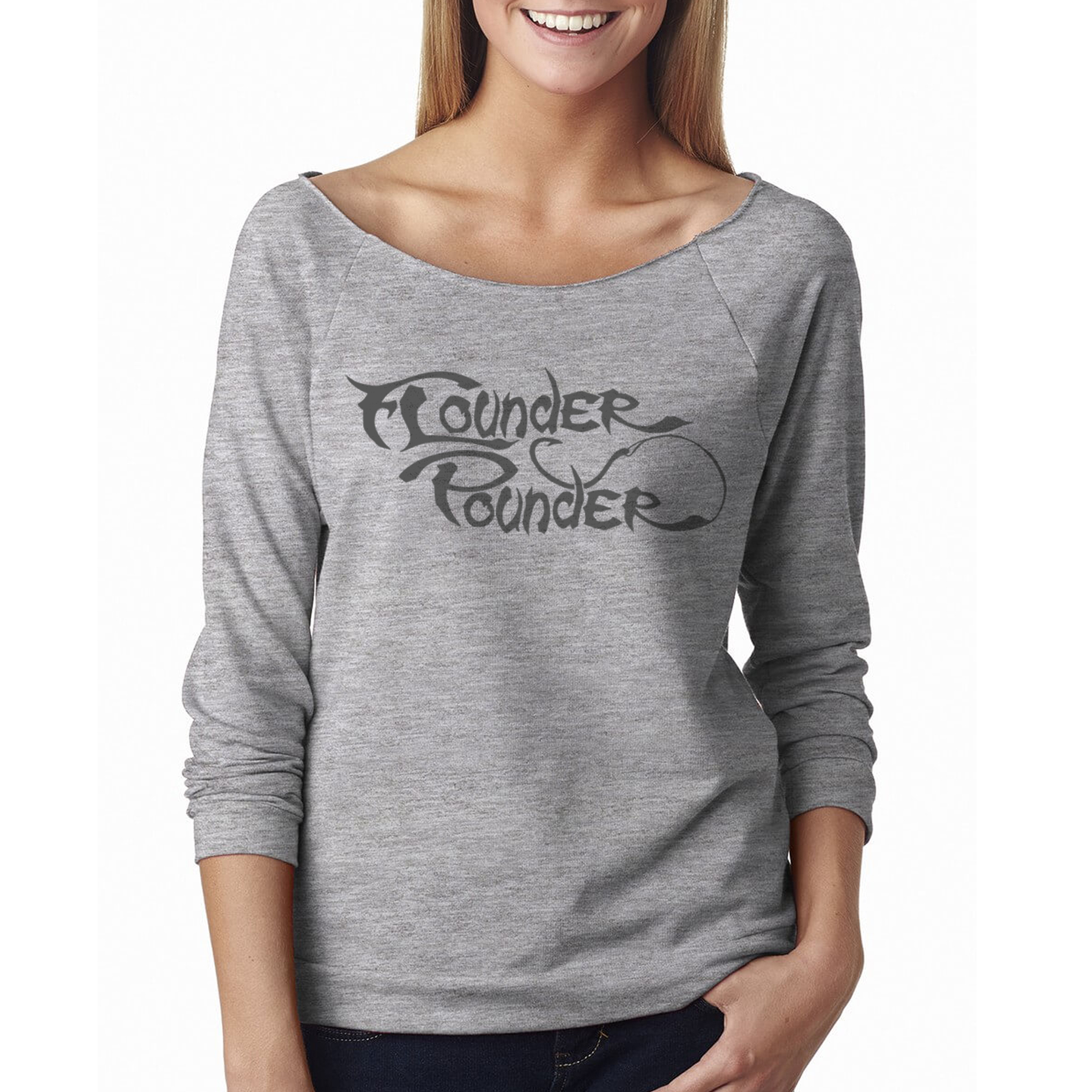 Flounder Pounder Long Sleeve